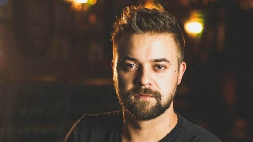 David Jojić, muzički novinar