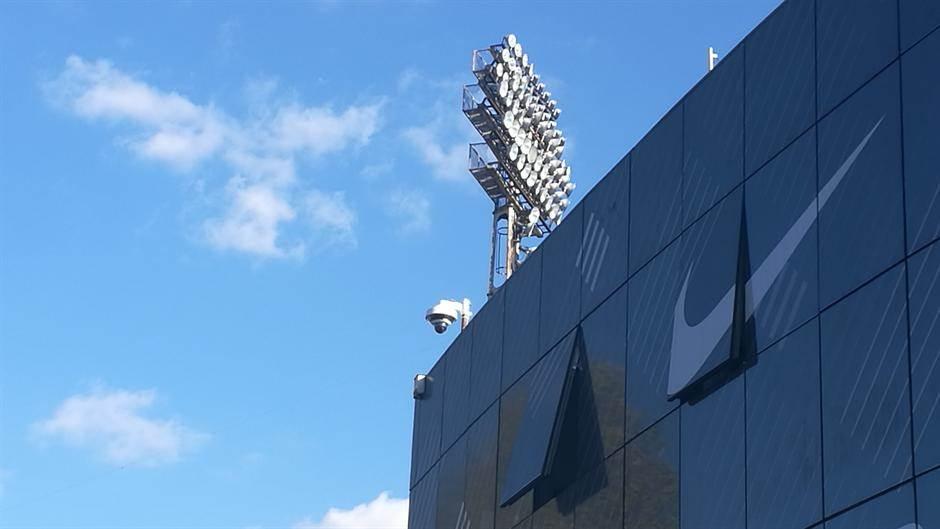 JNA, stadion Partizana, Partizan, kamere