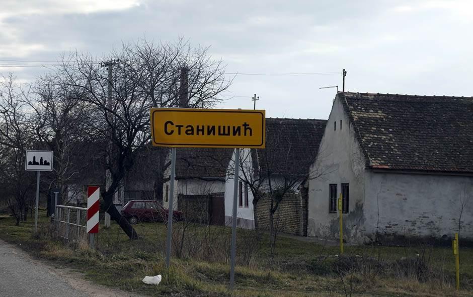 Stanišić, selo Stanišić, biblioteka