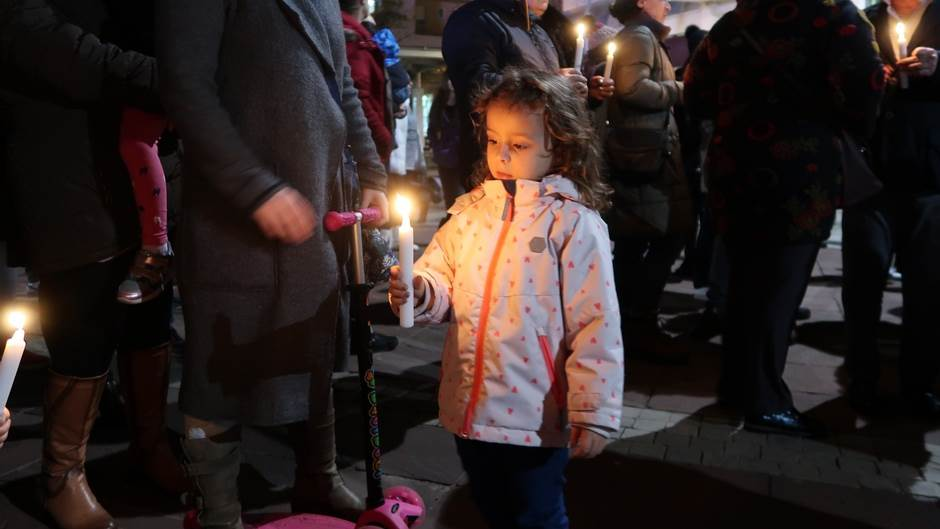 Podgorica odala počast ubijenom dječaku