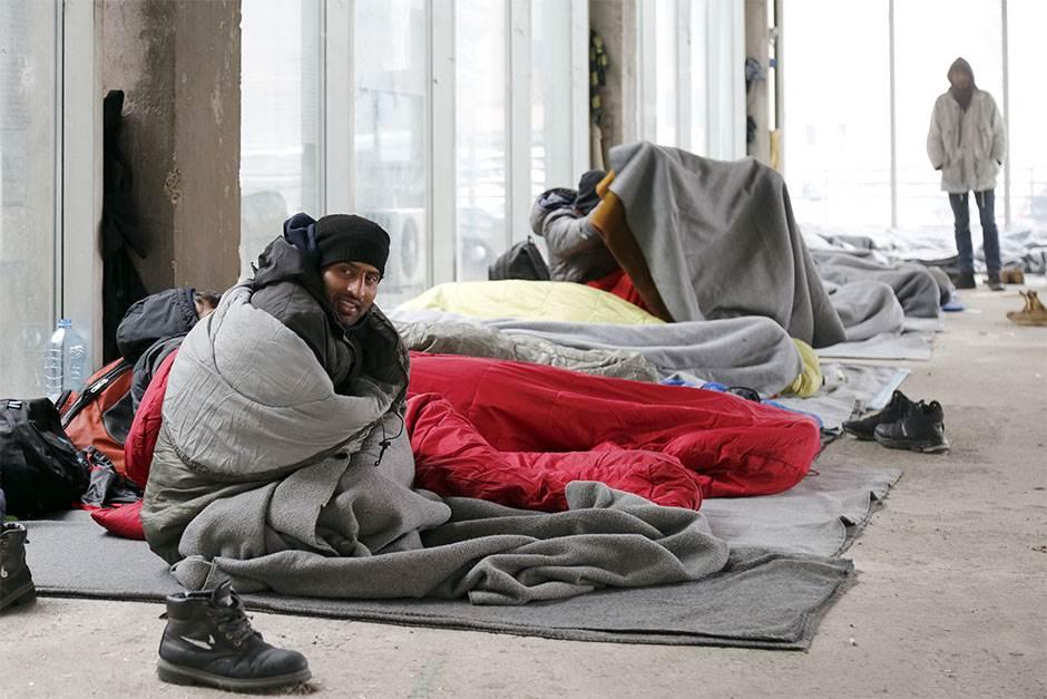 migranti, migrantska kriza, smeštaj, gavrila principa izbeglice izbeglica