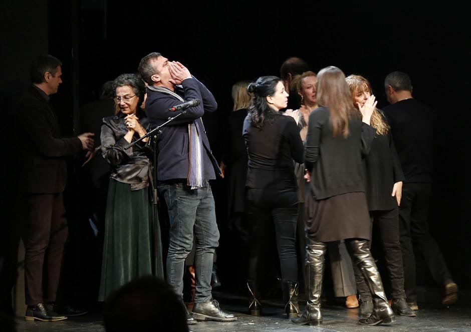 Poslednji aplauz za Glogovca (FOTO, VIDEO)