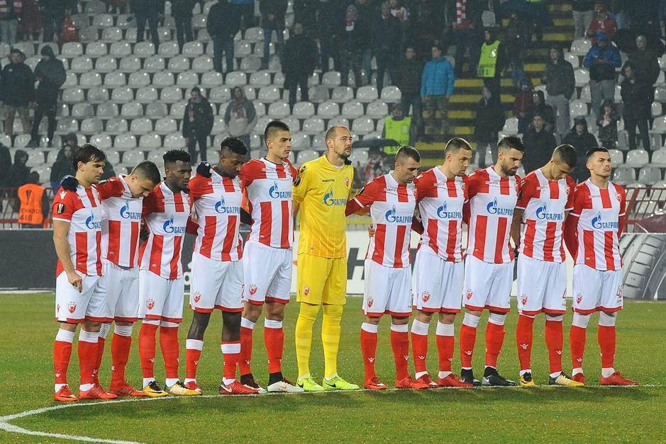 Borjan, Rodić, Stojković, Le Talek, Jovičić...