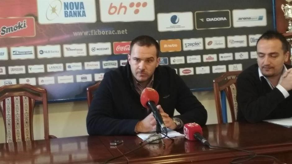 Borac, Zeljković