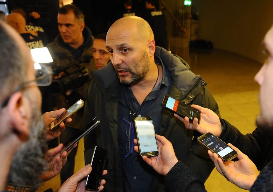 """Sale okupio reprezentaciju: """"Jović je na štakama"""""""