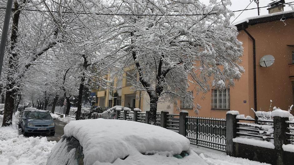 Februar u Banjaluci