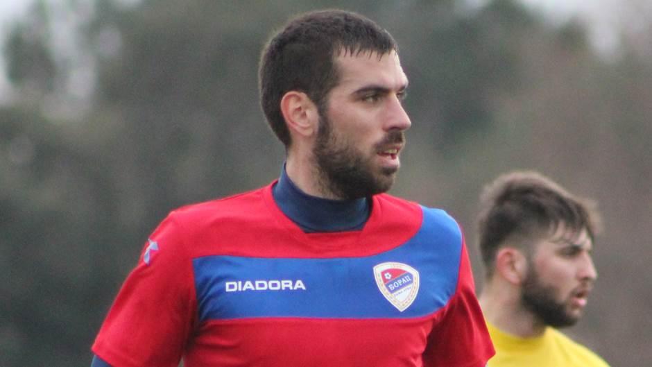 Petar Kunić na probi u Poljskoj