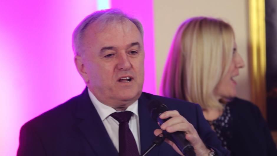 Donatorsko veče RK Borac m:tel 2018 Marinko Umićević Umičević