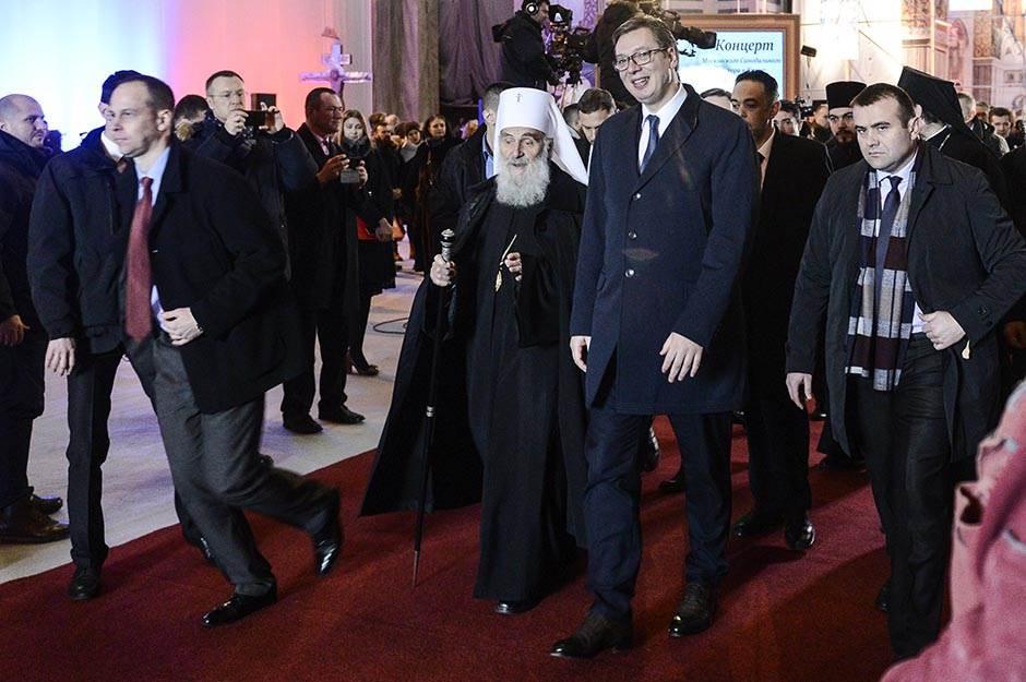 Lavrov se raznežio: Ne pamtim ovakav prijem