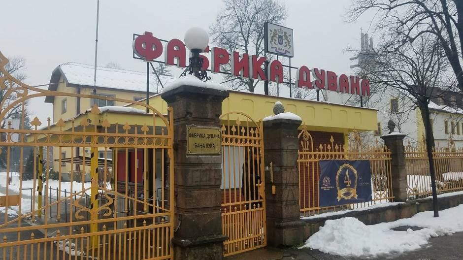 Fabrika duvana, Banjaluka