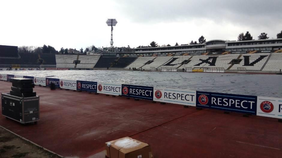 Partizan, stadion Partizana, Partizanov stadion