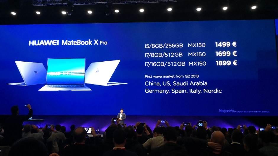 Huawei je sad pretnja i PC proizvođačima (FOTO)