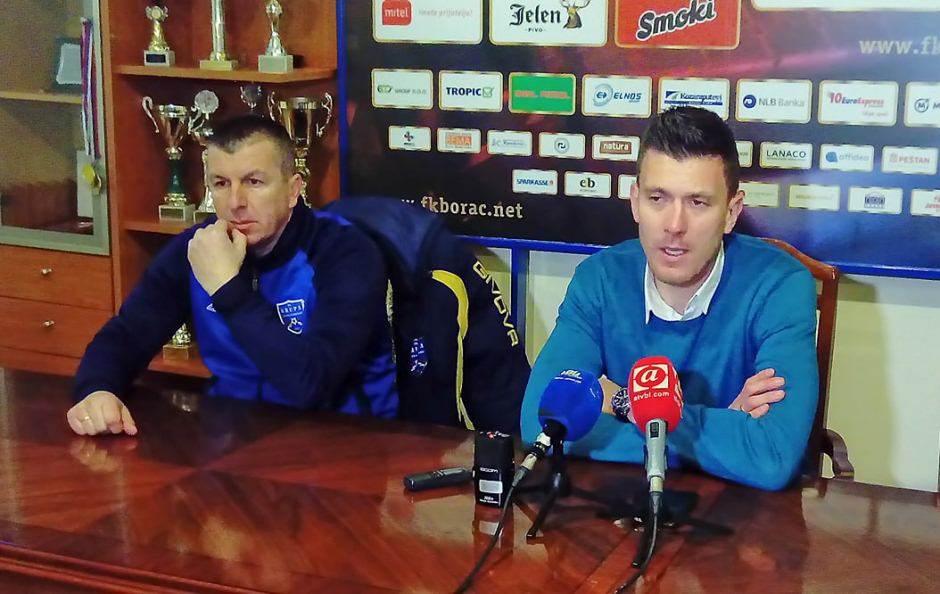Slobodan Starčević, Igor Janković