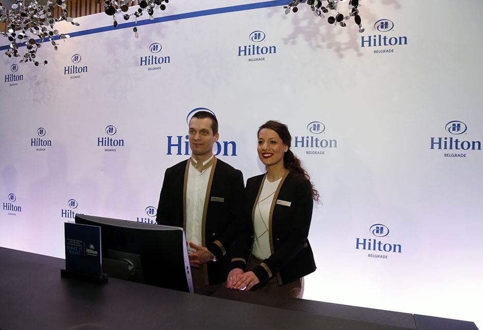 Otvoren Hilton u Beogradu