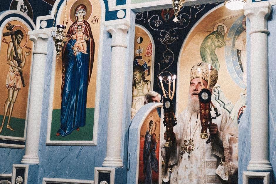 irinej, patrijarh irinej, crkva, ikona, freska, pravoslavci, pravoslavlje, slava, manastir, svetac