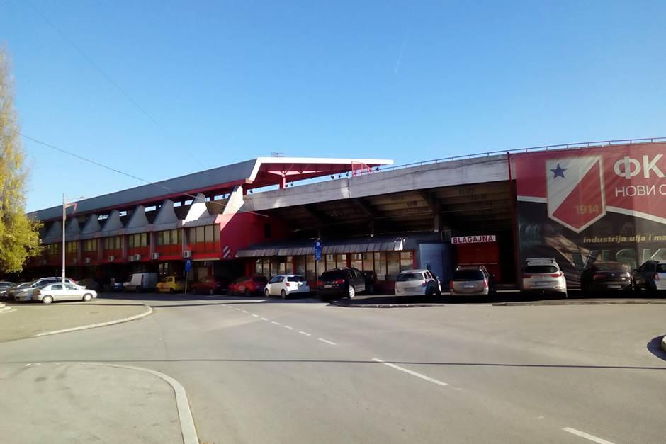 Karađorđe, Karadjordje, Stadion Vojvodine, Vojvodina, Voša, Vosa, Vojvodina stadion