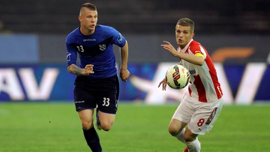 Miloš Crnomarković, Darko Lazović