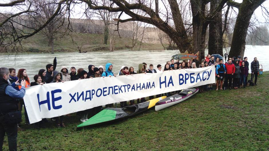 """NE hidroelektranama na Vrbasu"""