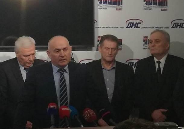 Borislav Bojić,DNS
