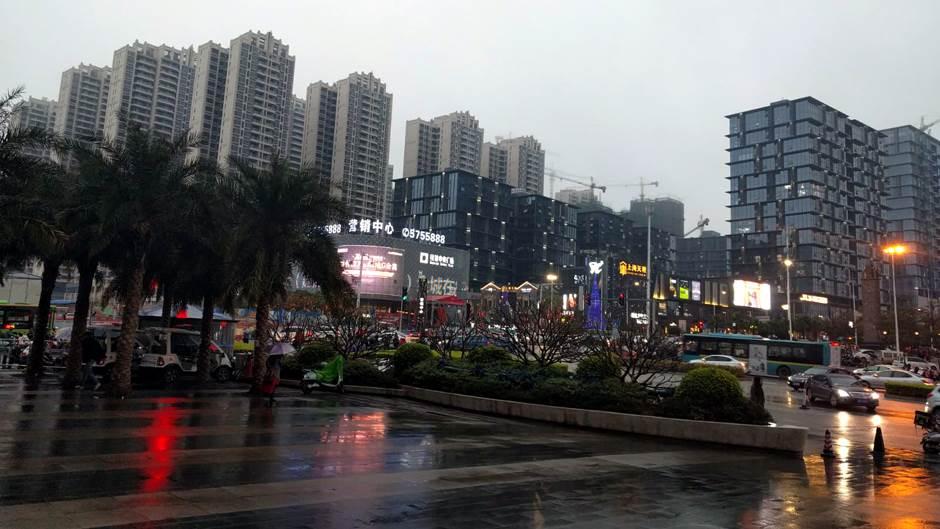 Dejan Ostojić, kina, Nanjing