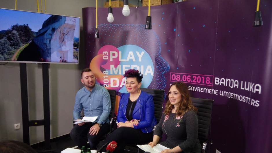 Švedska atrakcija na Play Media Day