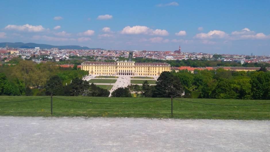 Šenbrun, Beč