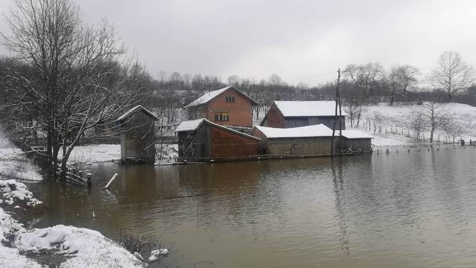 Sava, Gašnica, poplava