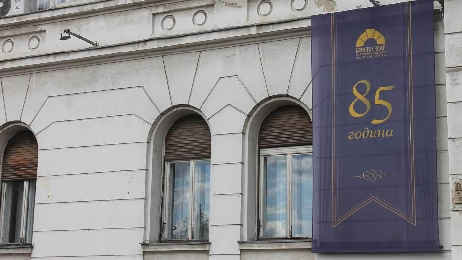 Banski dvor, fasada, Banjaluka, kultura