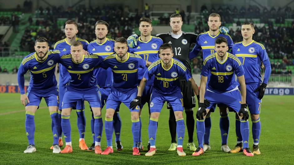 zmajevi, reprezentacija BiH, Bugarska