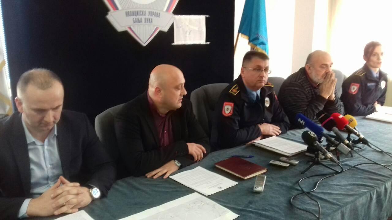 Policija, David Dragičević, pres
