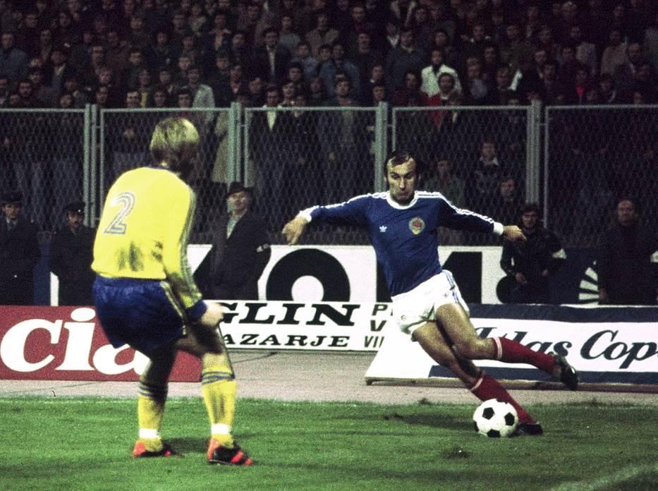 Jugoslavija, jugoslovenska reprezentacija, Dragan Džajić
