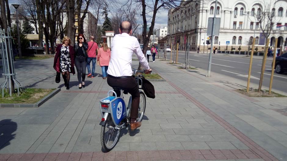 Banjaluka: Od danas iznajmi BL Bike