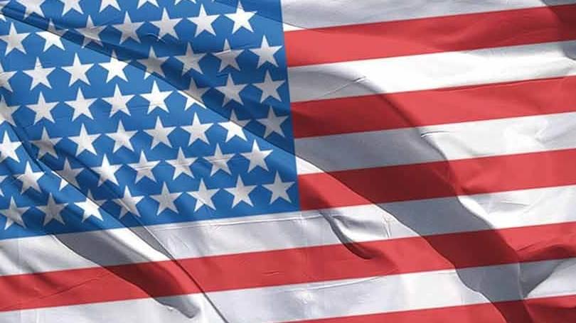 zastava, obeležje, SAD, Amerika, USA