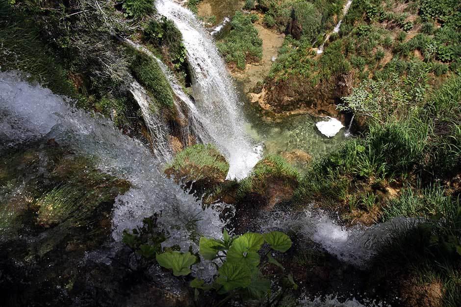 plitvička jezera, hrvatska, priroda