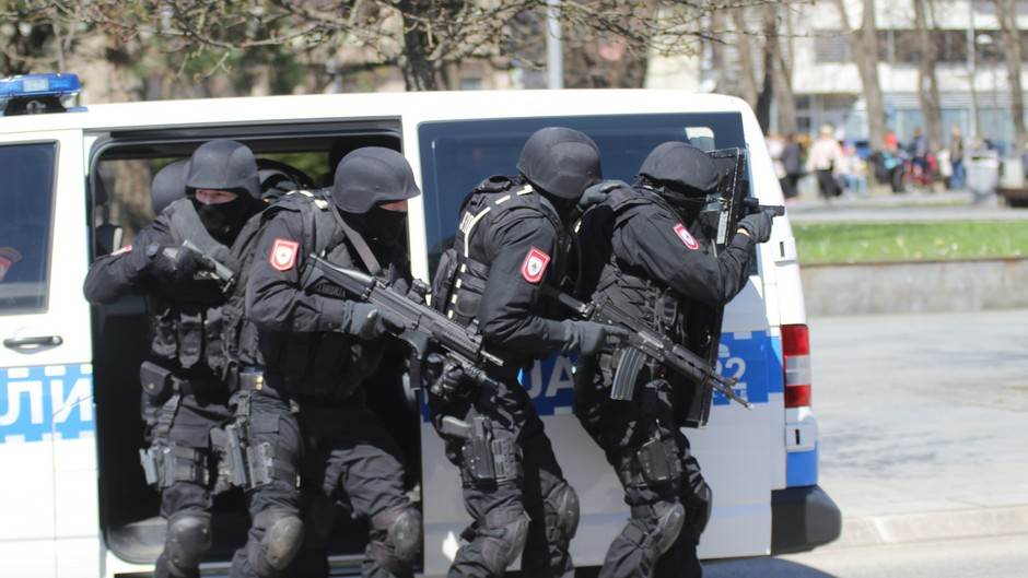 Obilježen Dan policije Republike Srpske | MONDOBA