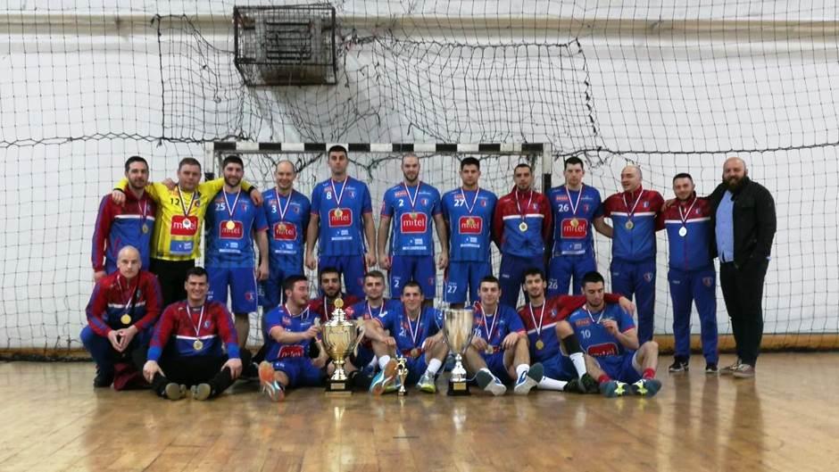 RK Borac m:tel osvajač Kupa RS 2018
