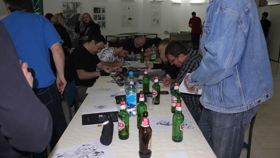 Decenija laktaškog Salona stripa (FOTO)