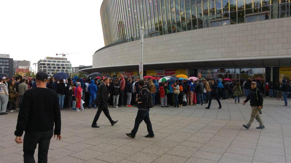 Eurobasket, košarka, Berlin