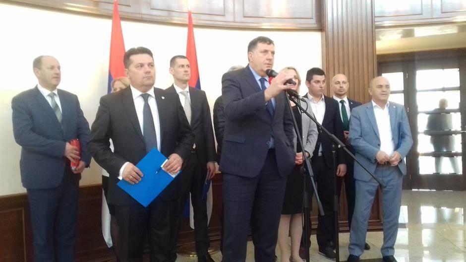 Dodik, Stevandić