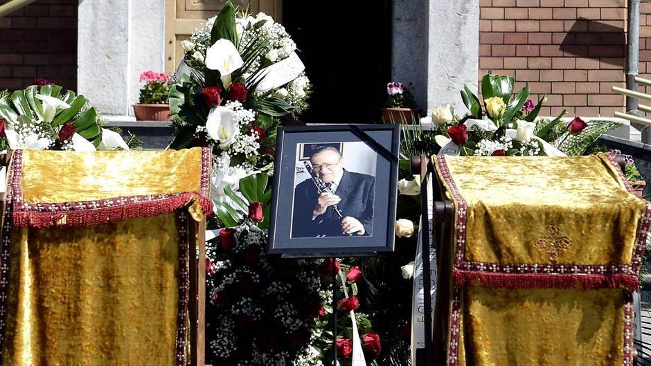 boki milošević sahrana,