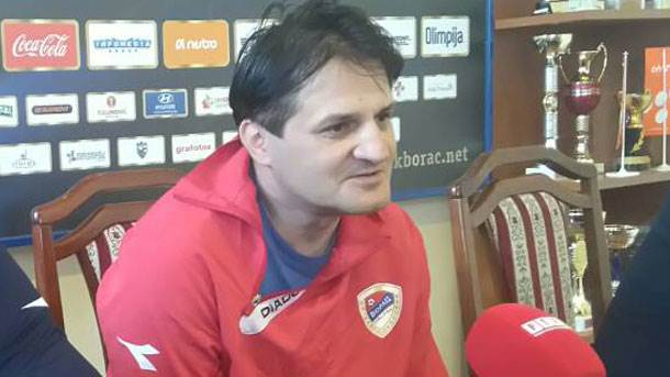 Darko Vojvodić, FK Borac