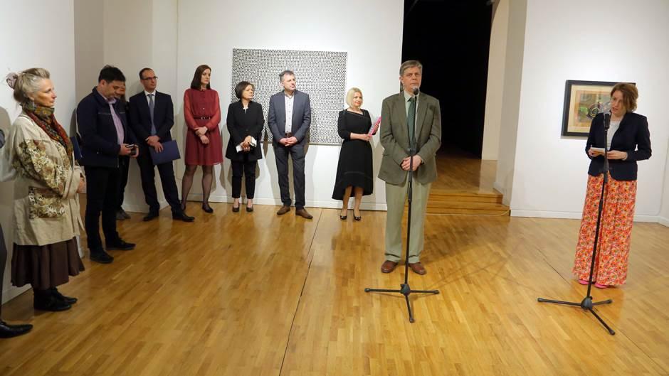 Zbirka inostrane umjetnosti u MSURS