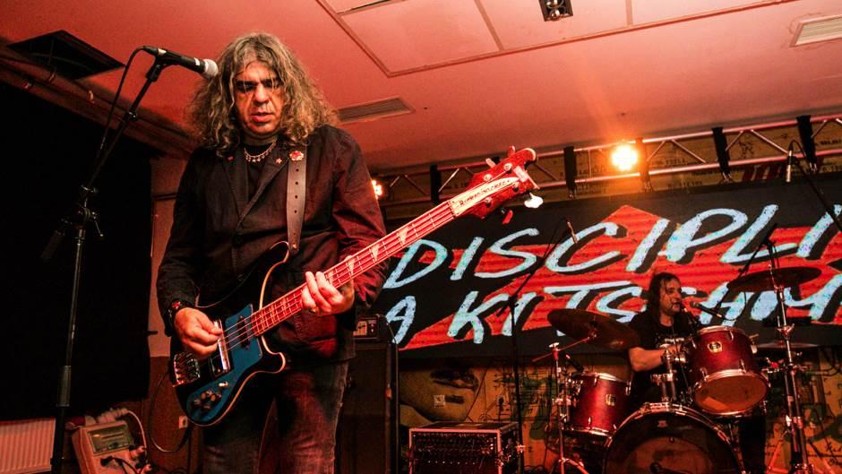 Disciplin A Kitschme u KSB-u