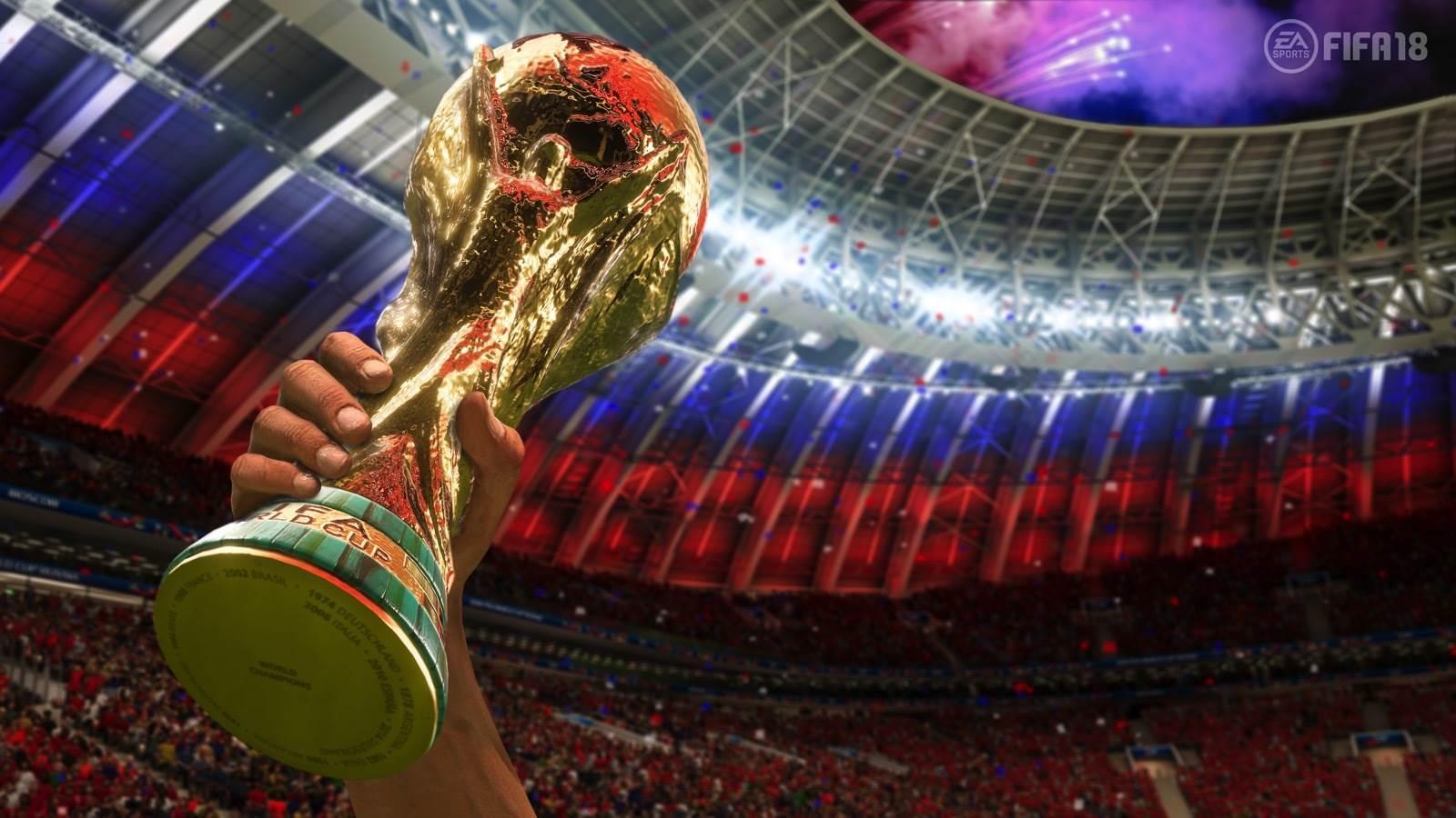 FIFA 18 pogodila: Francuskoj Svetsko prvenstvo