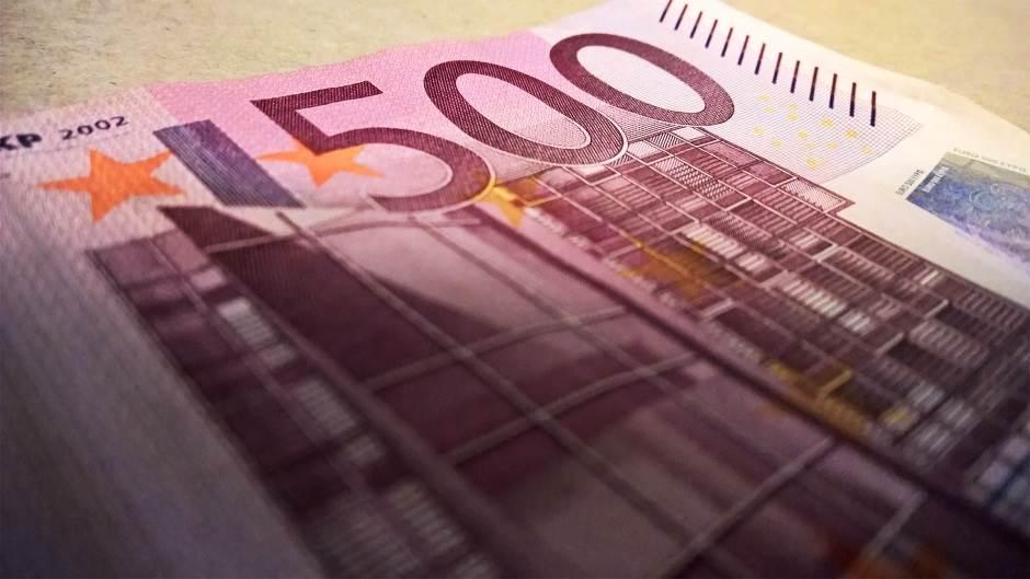 novac, evro, evri, strana valuta, valute, 500 evra