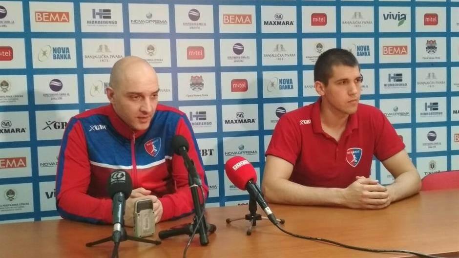 unčanin, Knežević, RK Borac