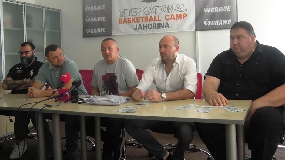 Kamp Jahorina 2018