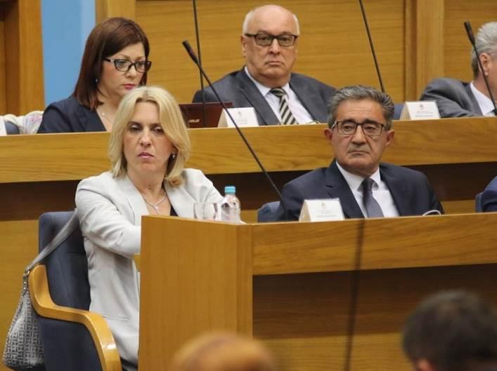 Željka Cvijanović Vlada RS Anton Kasipović
