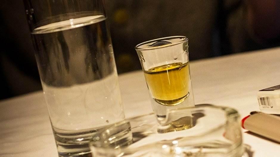 rakija, alkohol