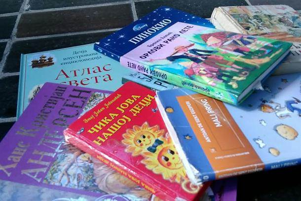 knjige, lektira